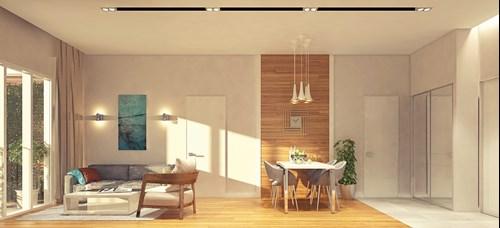 Thiết kế căn hộ tinh tế, tiện nghi và đẳng cấp tại dự án Imperia Sky Garden
