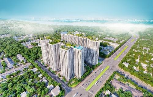 dự án Imperia SKy Garden 423 Minh Khai
